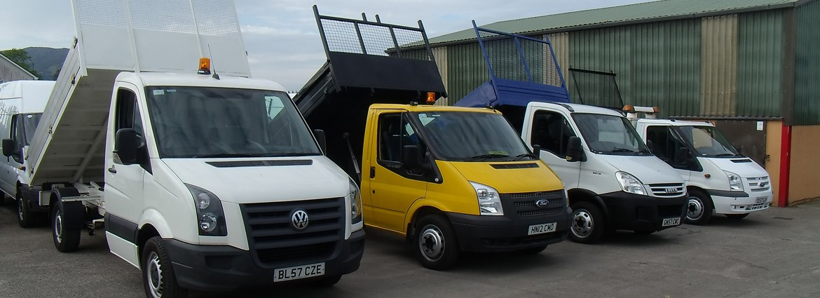 commercial vans for sale ni